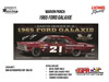 1965 Marvin Panch #21 Augusta Motor Sales Galaxie 1:24 UOR Diecast Car