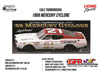 "1968 Cale Yarborough #21 Mercury Cyclone ""6"" Minute Cleaners 1/24 Diecast Car."