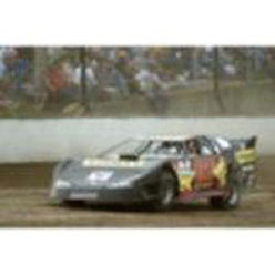 2007 Mike Wallace #7 GEICO Eldora Speedway Late Model