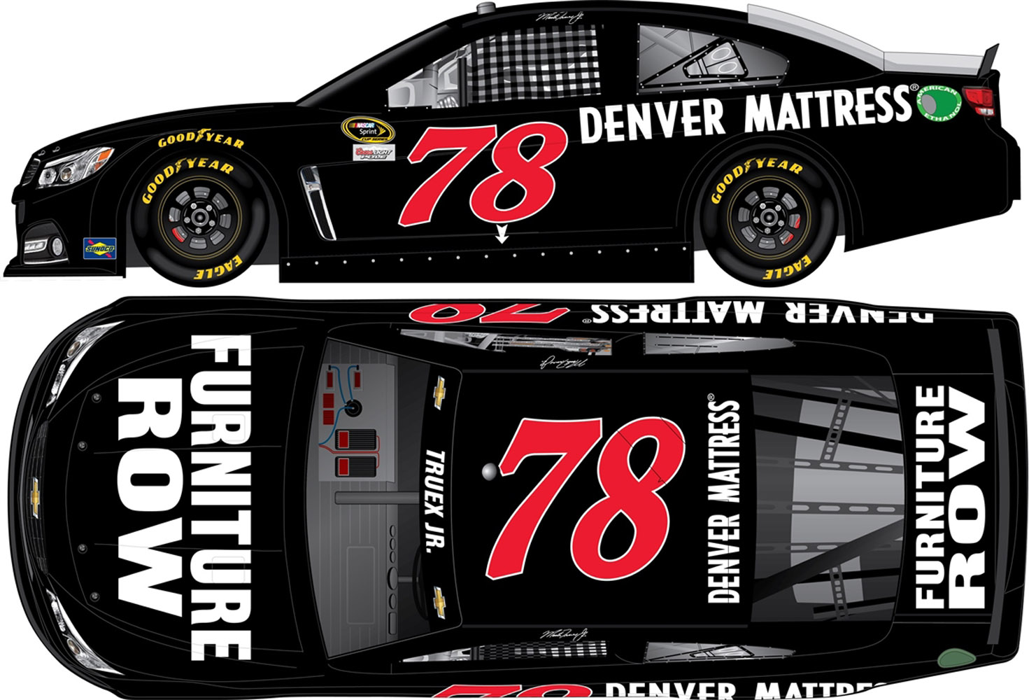 Martin Truex Jr - GFRracing.com