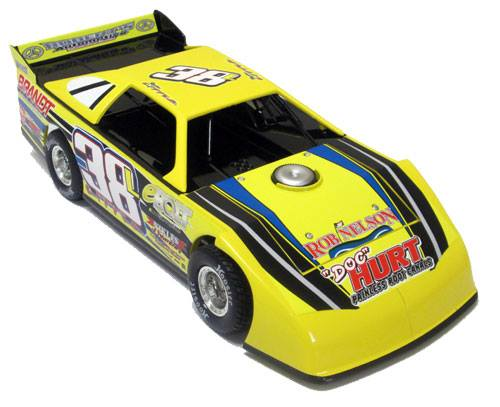 ADC Red Series Ryan Little, ILL Driver 1/24 Late Model Diecast Car