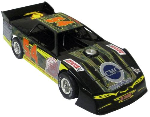 ADC Red Series Wayne Carbo -PA 1/24 Late Model Diecast Car
