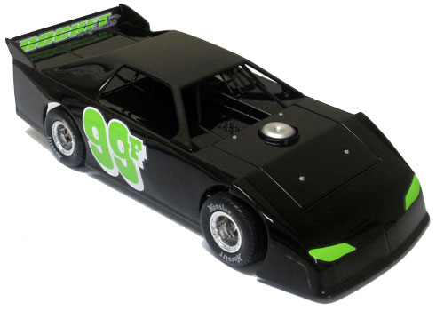 ADC Red Series 2016 CHARLIE FLOYD, 1/24 LATE MODEL Diecast Car. 1/24 Late Model Diecast Car