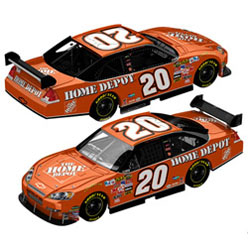 2007 Tony Stewart Home Depot Car of Tomorrow Diecast Car