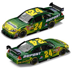 2008 Jeff Gordon #24 Nicorrette 1/24 Diecast Car