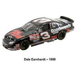 2008 Dale Earnhardt Sr Platinum Series 1998 Daytona 500 win