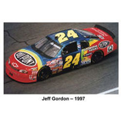 2008 Jeff Gordon DuPont Platinum Series 1997 Daytona 500 win
