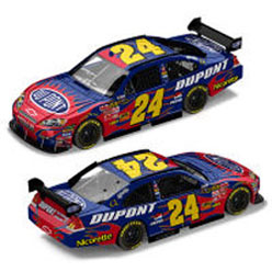2008 Jeff Gordon Dupont Action HO 1/64 Diecast Car