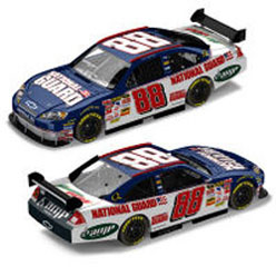2008 Dale Earnhardt Jr #88  NG Bud Shootout 1/24 Diecast Car