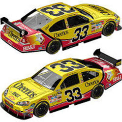 2009 Clint Bowyer   #33 Cheerios Chevy Diecast Car