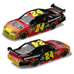 2009 Jeff Gordon #24 DuPont Chevy 1/24  Diecast Car