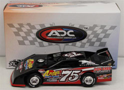 2013  TERRY PHILLIPS #75 Andy's 1/24 Dirt Late Model Diecast Car