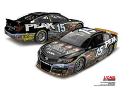 2013 Clint Bowyer #15 Duck Dynasty Peak 1:24 Diecast Car