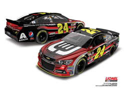2014 Jeff Gordon #24 AARP/Drive to End Hunger 1:64 Diecast Car