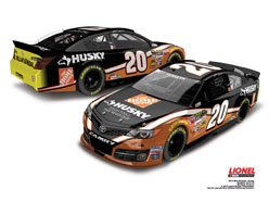 2014 Matt Kenseth #20 Home Depot Husky Tools 1:24 Diecast Car