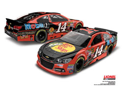 2014 Tony Stewart #14 Bass Pro 1:64 Diecast Car