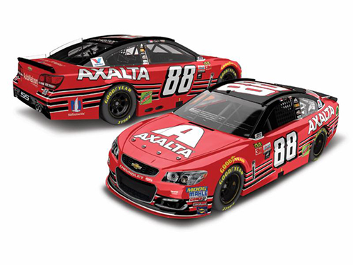 2017 Dale Earnhardt Jr #88 Axalta Homestead Last Ride 1:64 Diecast Car