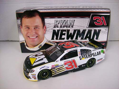 2017 Ryan Newman #31  Caterpillar 1:24 Diecast Car