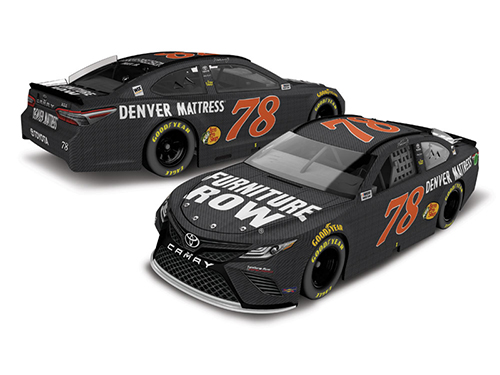 2017 Martin Truex Jr. #78 Furniture Row 1:64 Diecast Car