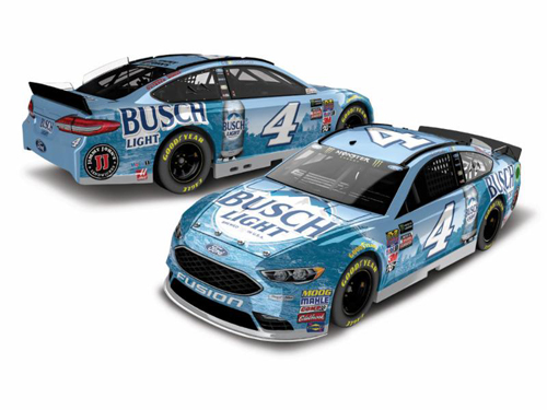 2017 Kevin Harvick #4 Busch Light 1:64 Diecast Car