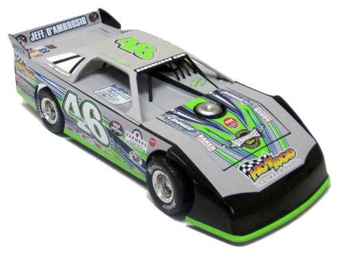 ADC RED SERIES Dan Green LATE MODEL 1/24 Diecast Car