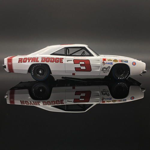 Buddy Baker #3 – 1969 Dodge Charger 1:24  Diecast Car.