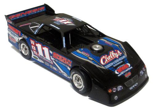 ADC Red Series. 2017 ROB BLAIR #11 Dirt Late Model 1/64 Diecast Car. Available to Preorder UNTIL JAN 30TH 2018